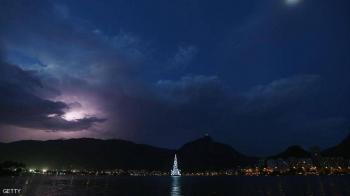 سماء البرازيل تشهد ظاهرة مرعبة ..  بطول 700 كيلومتر