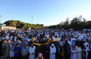 الأوقاف: لا قرار بشأن مصليات العيد حتى الآن