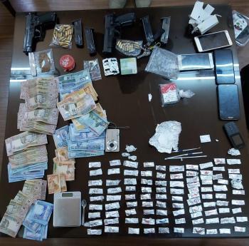 الكشف عن شبكة ترويج مخدرات في عمّان وضبط 8 اشخاص