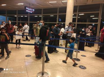 النقل تعلن خطة عمل مطار الملكة علياء حتى الثلاثاء المقبل