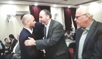 جاهة آل ابو شهاب وآل الشعراوي