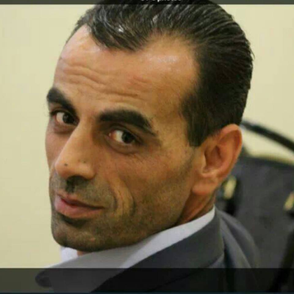 الصحفي خالد القضاة