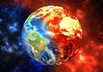حرارة الأرض سترتفع أكثر من 3 درجات مئوية مستقبلا