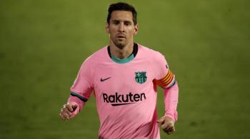 حلم ريال مدريد في قبضة ميسي