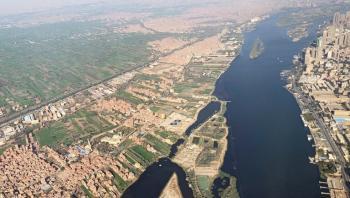 وزير الري المصري يحذر من احتمال غرق ثلث الدلتا