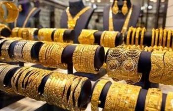 ارتفاع أسعار الذهب محليا 50 قرشا