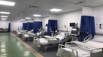 الهواري: لا نقص بالاوكسجين ونقل مرضى عمان الميداني مبرمج
