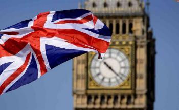 عجز الميزانية في بريطانيا يصل إلى 222 مليار دولار