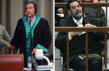 وفاة وزير العدل الأميركي الأسبق ومحامي صدام حسين
