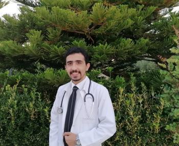 الدكتور أحمد هاني ابو هزيم ..  مبارك