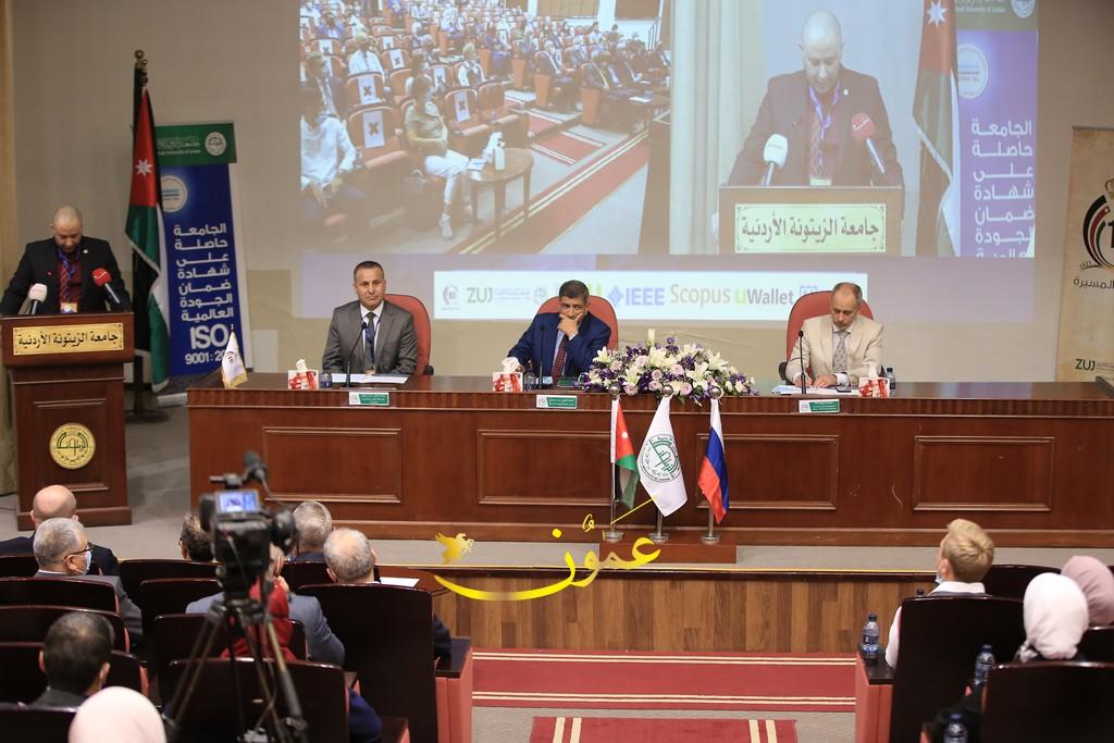 جامعة الزيتونة الأردنية تعقد المؤتمر الدولي العاشر لتكنولوجيا المعلومات