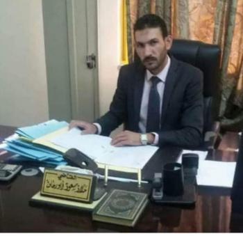القاضي الشرعي ملاذ سعود ابورمان مبارك الترفيع
