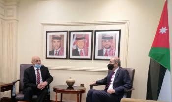 الصفدي يحذر من مخاطر أقلمة الأزمة الليبية