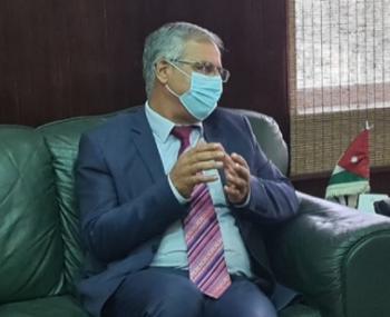 الطوالبة: مجلس محافظة إربد عاجز ..  والاستقالة ليست حلا