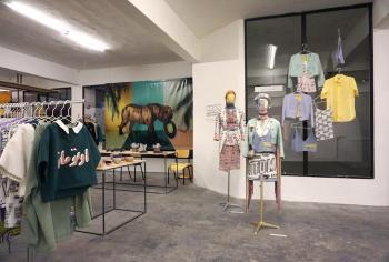 مصممون أردنيون يعرضون ابداعاتهم في اسبوع بيروت للتصميم 2017