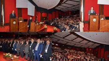 كلية الطب بالتكنولوجيا تعقد مؤتمرها العلمي التاسع