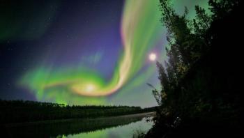 ظاهرة ستيف تنتج خطوطا خضراء عبر السماء تزيد من حيرة العلماء
