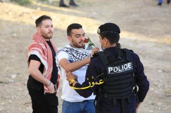 لليوم السابع ..  مظاهرة قرب السفارة الاسرائيلية تطالب بطرد السفير