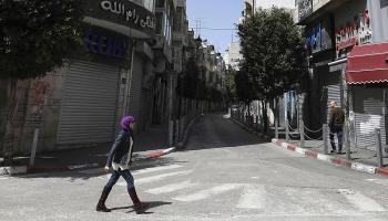 الحكومة الفلسطينية: حظر تجول شامل من الجمعة حتى الأربعاء