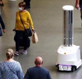 بالأشعة فوق البنفسجية ..  روبوتات تلاحق كورونا في قطارات لندن