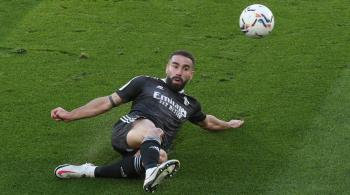 ريال مدريد يعلن إصابة كارفاخال