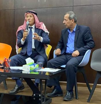 العرموطي ضيف جمعية الكُتّاب الإلكترونيين في السبت الثقافي