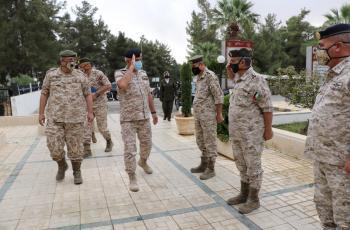 توجيهات ملكية بتعزيز الطاقة الاستيعابية لمستشفيات عسكرية