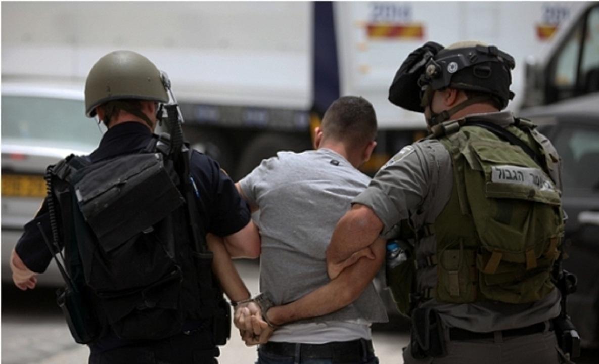 الاحتلال يعتقل 16 فلسطينيا بالضفة الغربية