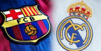 ريال مدريد يهنئ برشلونة بكأس الملك