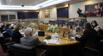 الوزيرة العلي: الحكومة الأردنية تمكنت من تحقيق مزيد من المرونة