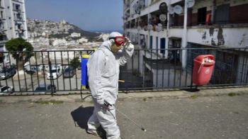 الجزائر: 13 وفاة و 612 إصابة جديدة بكورونا