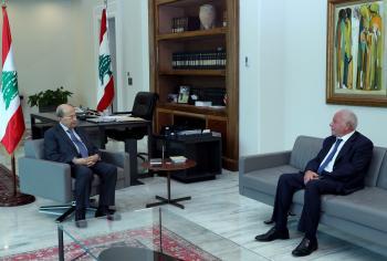 عون: مستعد لتقديم افادة بخصوص انفجار مرفأ بيروت