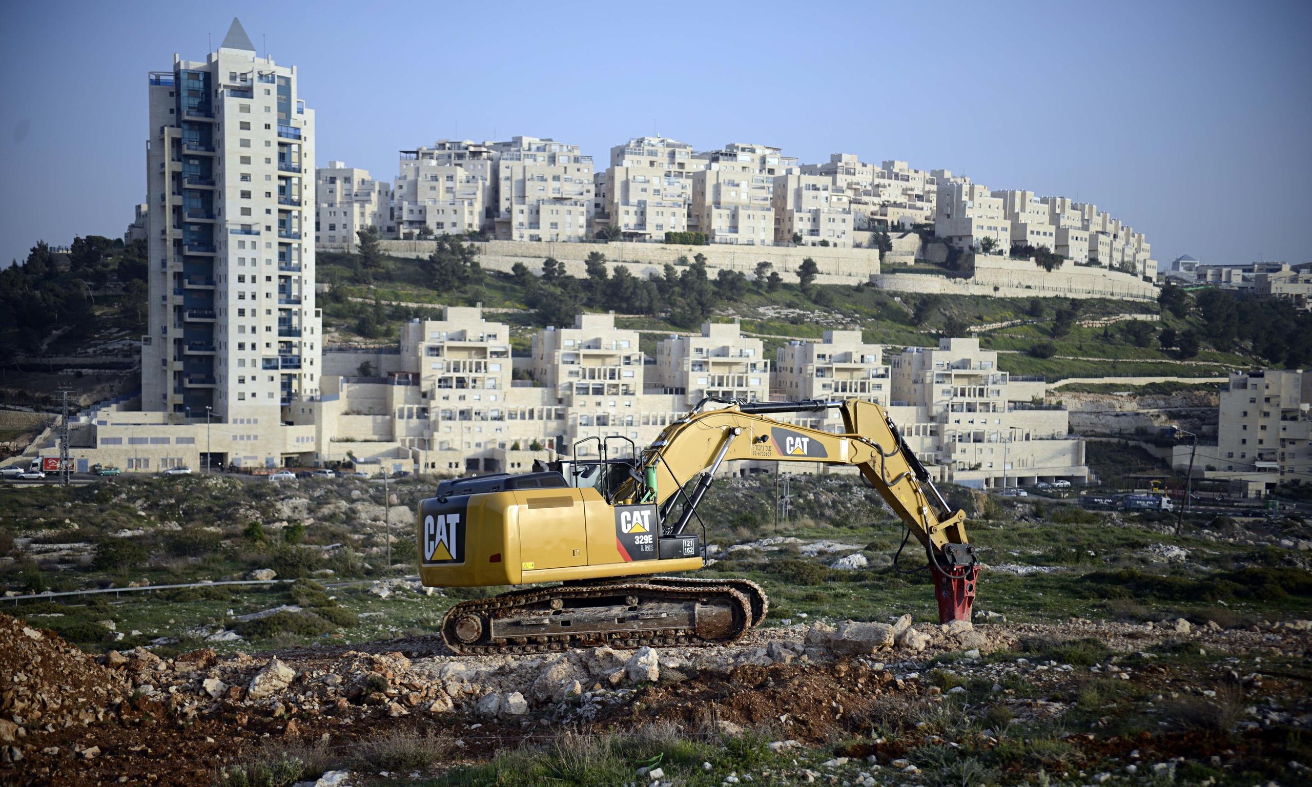 الرئاسة الفلسطينية: الاستيطان بالقدس والضفة غير شرعي
