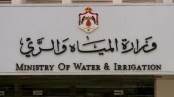 المياه تستكمل اعمال مشروع محطة تنقية أبو نصير