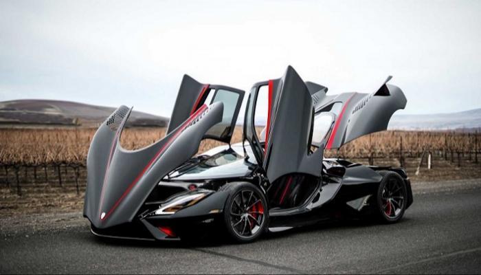 تعرف على أسرع سيارة في العالم