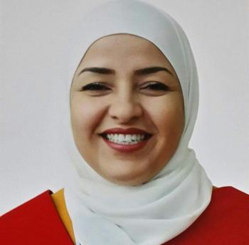 الدكتورة ندى الروابدة ..  مبارك