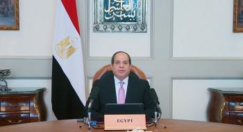 السيسي يوجه رسالة للملك والأردنيين في مئوية الدولة ..  ماذا قال؟