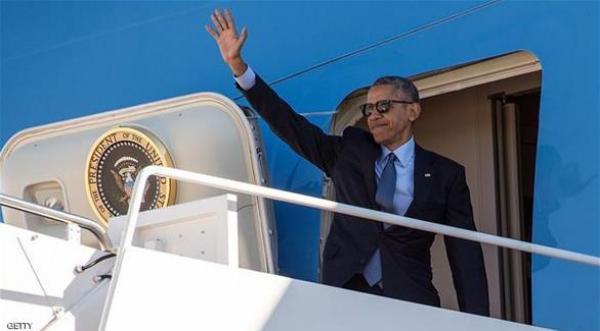 الرئيس الأمريكي باراك أوباما (غيتي)