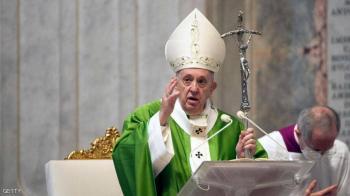 في سابقة تاريخية ..  البابا يزور العراق في مارس