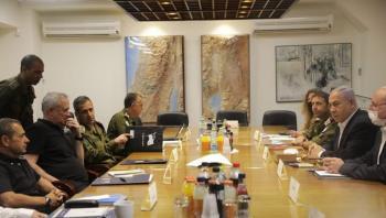 نتنياهو يعلن استمرار الحملة على غزة