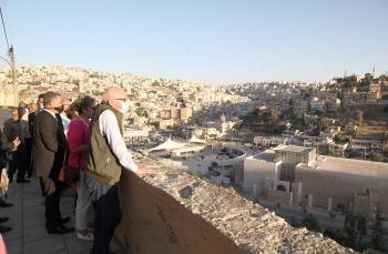 الامانة تطلق مشروع حكايات عمان