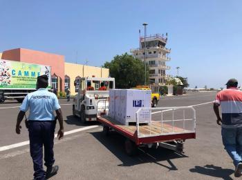 جيبوتي تتسلم الشحنة الأولى من لقاحات كورونا