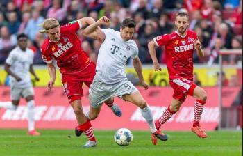 استمرار التبديلات الخمسة في الدوري الألماني