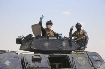 بغداد: انطلاق عملية أبطال العراق لملاحقة داعش