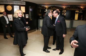 ميلينيوم عمّان يقيم حفل عشاء بمناسبة حصوله على جائزة النجوم السبعة