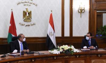 اتفاق على عقد اللجنة العليا الأردنية - المصرية في عمان الشهر المقبل