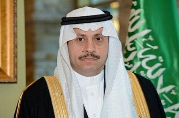 السفير السعودي في الأردن نايف بن بندر السديري