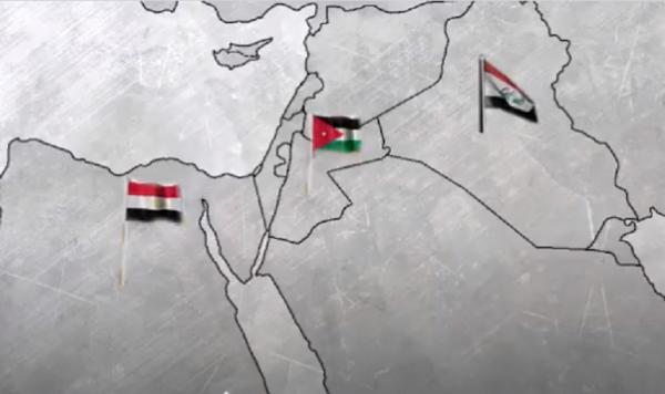 الأردن يربط العراق بمصر عبر خط بري جديد