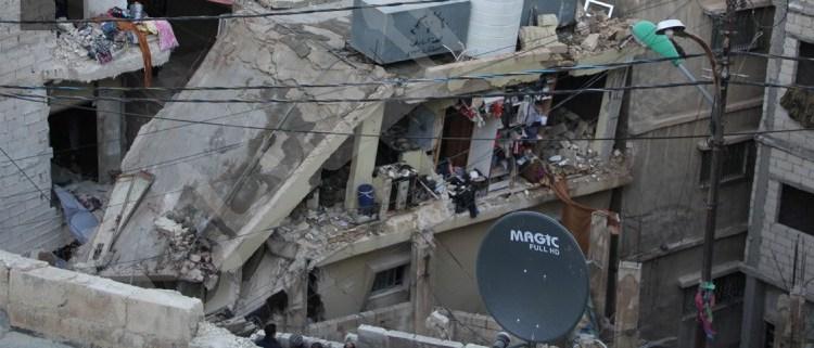 جمعيات خيرية تقدم دعمًا لمتضرري عمارات جبل الجوفة
