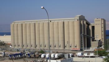 الصوامع تشتري 25 ألف طن من القمح في مناقصة